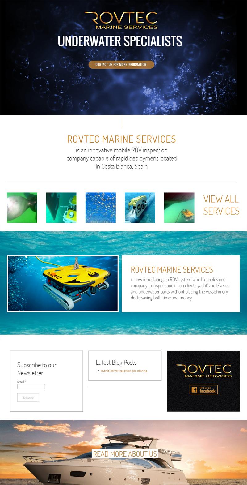 Rovtec Marine Services