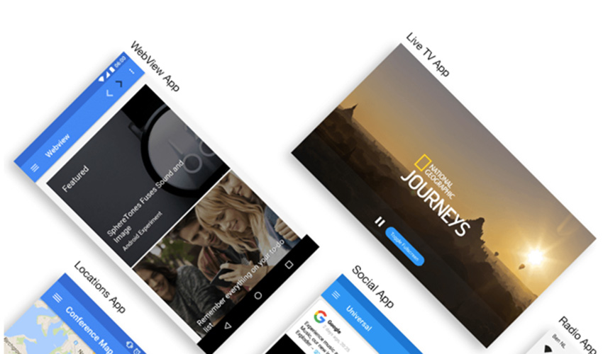 15 Best Android App Templates of 2018 – Medianic