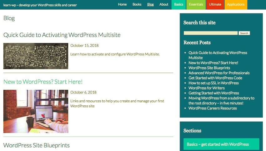 Target Css For Specific Content With Wordpress Template Tags Medianic
