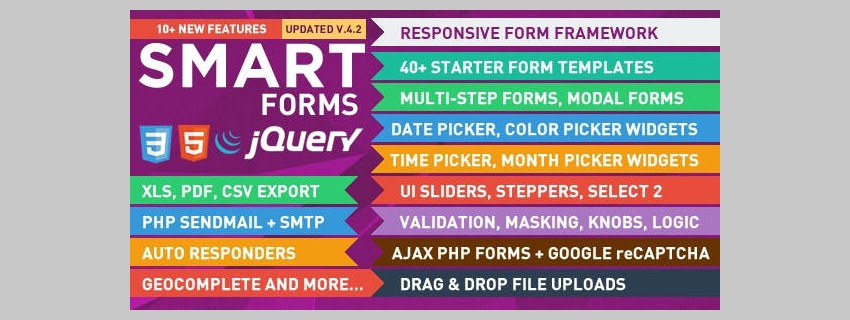 Best JavaScript Forms of 2019 - Medianic