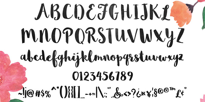 free display fonts